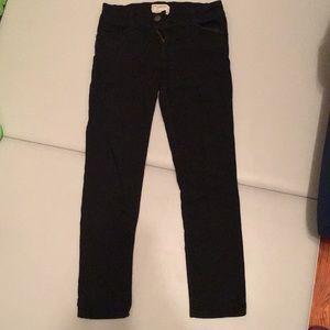 {Current/Elliott} black skinny legging jeans 26